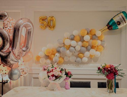 Best Birthday Balloon Decorations Ideas