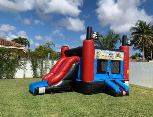 How To Throw an Inflatable Castle Party?