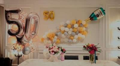 50th adult party themed